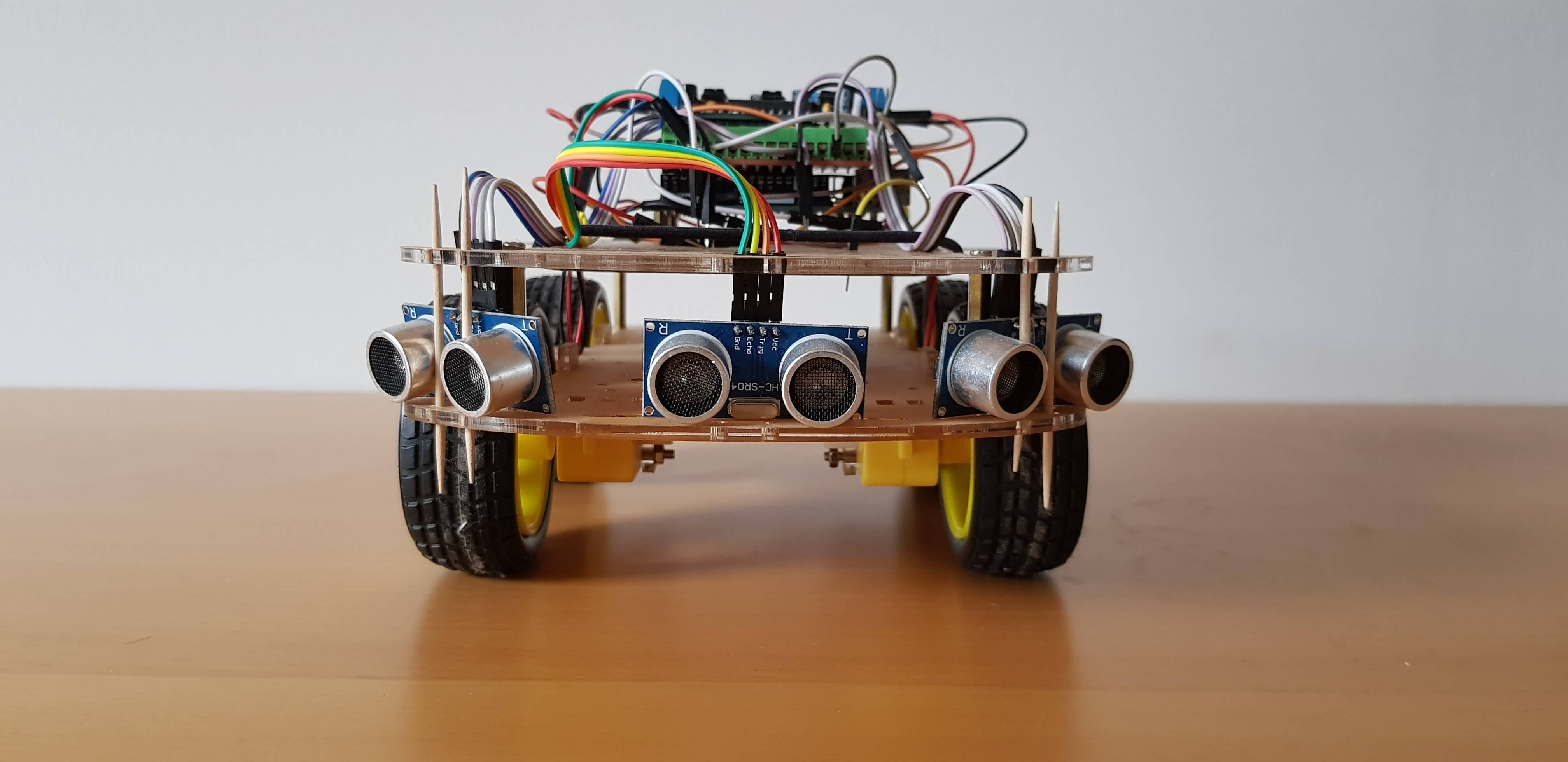 Mobile robotic platform