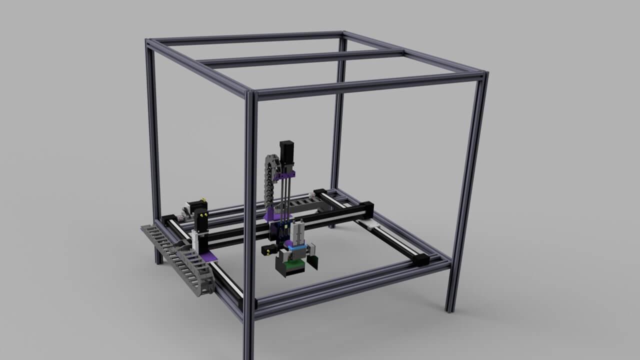 Cartesian robot design